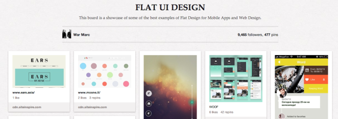 Flat-Design-Examples