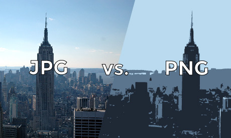 JPG vs PNG – Which to use?